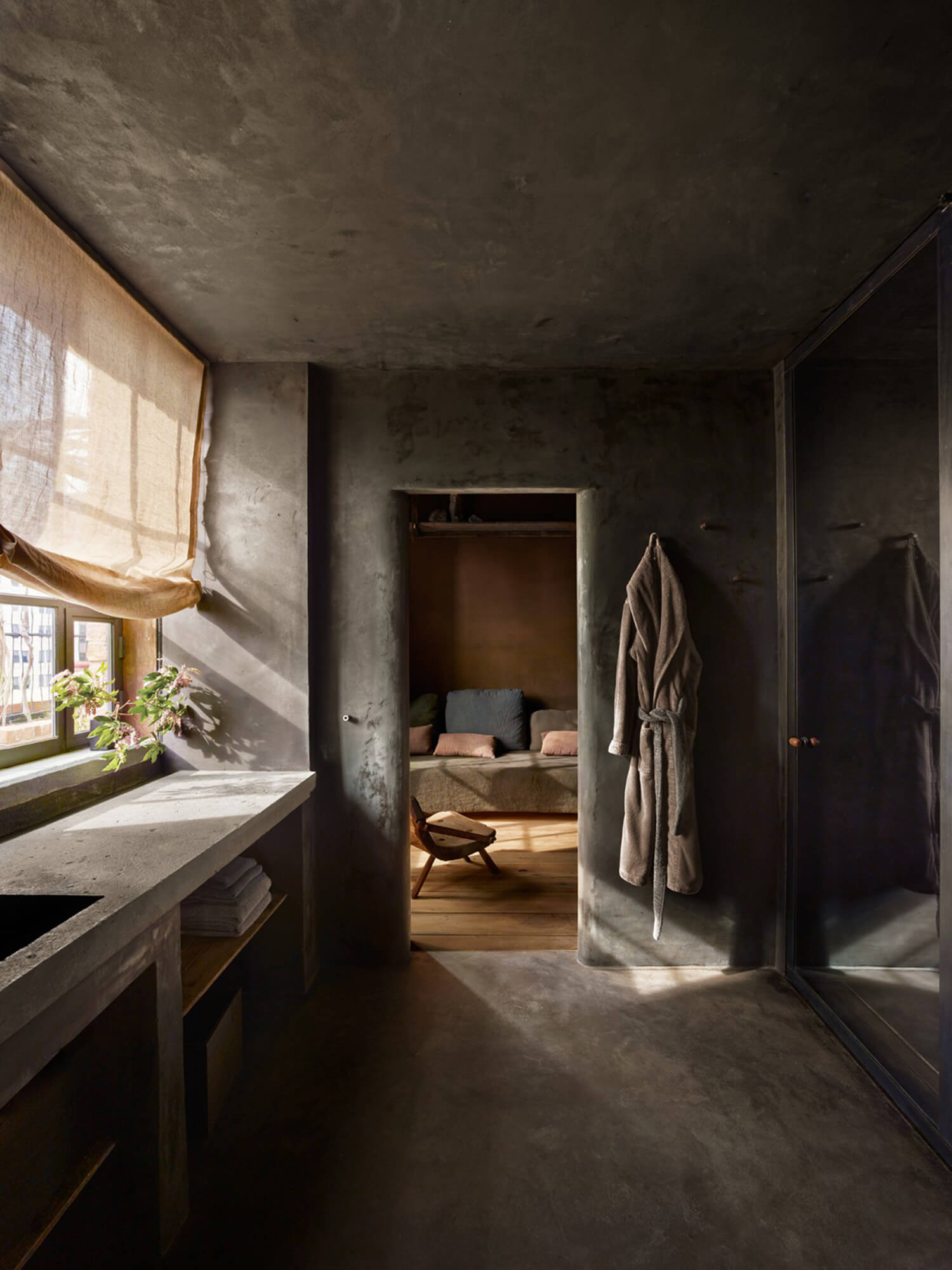 est living interiors TriBeCa Apartment 03