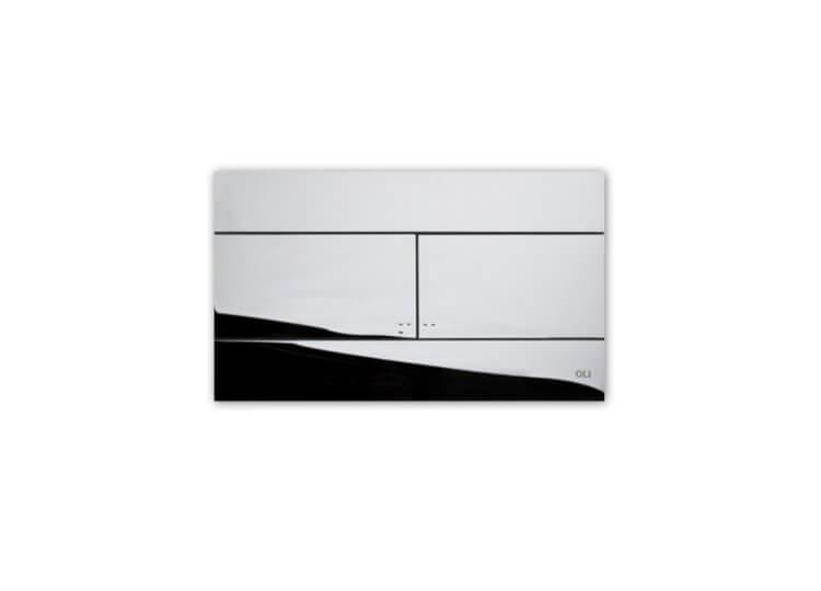 Slim Flush Button Studio Bagno