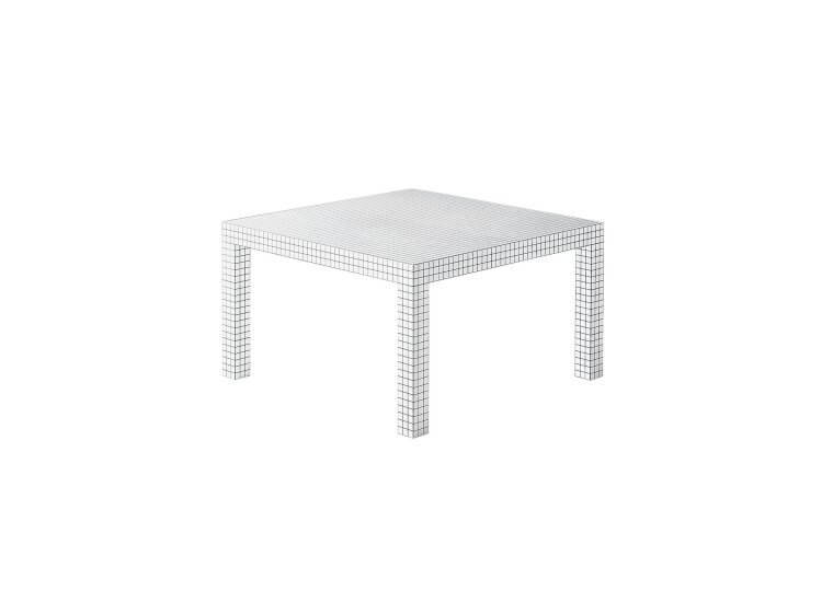 Quaderna Table Cult