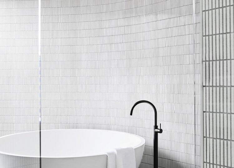 Bathroom | MLB Residence by Mim Design and AdeB Architects