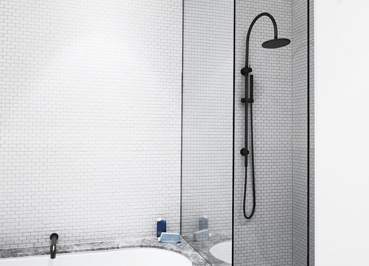 Bathroom 2   MLB Residence by Mim Design and AdeB Architects