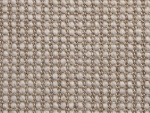 Belgian Platinum Lattice Wool and Sisal – Belgian Natural Chenille