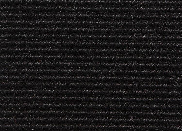 Belgian Black Sisal Carpet