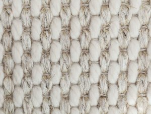 Belgian Champagne Basquette Wool and Sisal – Belgian Sable Linen