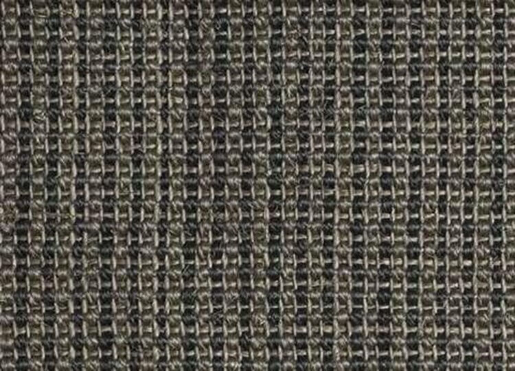 Belgian Black Agate Sisal Carpet