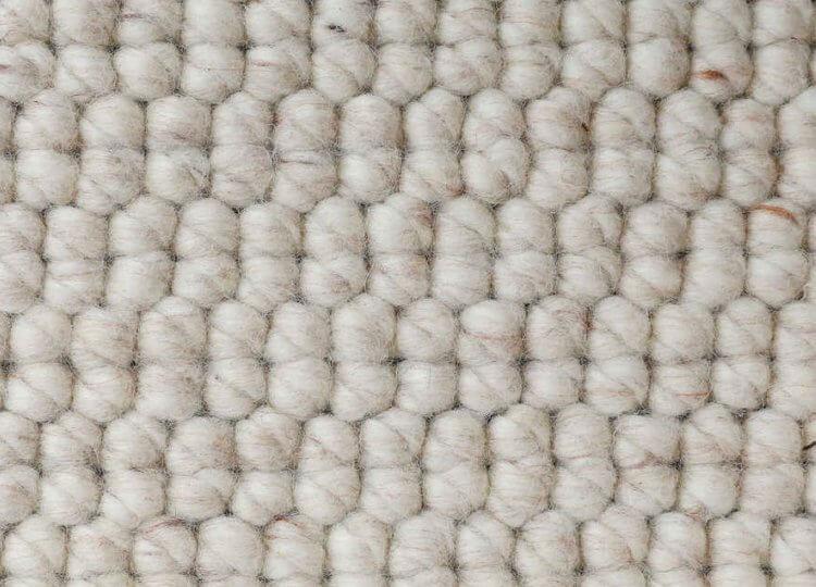 Cloud Woven Wool Carpet