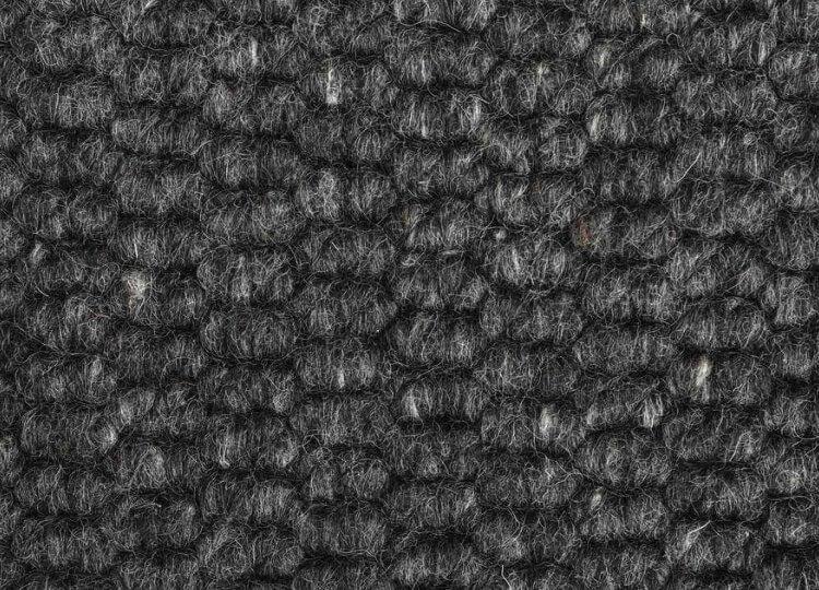 Midnight Woven Wool Carpet