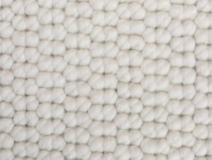 Winter Woven Wool Carpet