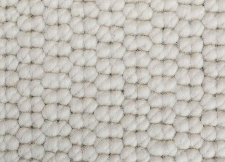 Winter Woven Wool Carpet