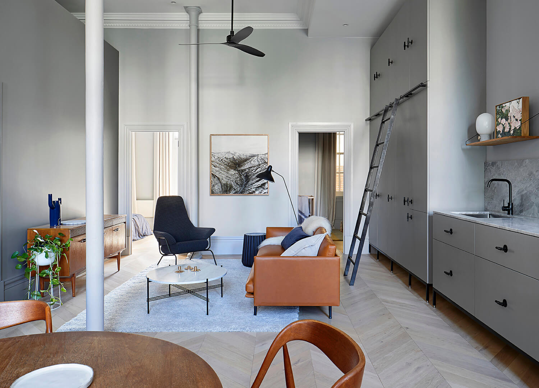 Kew Apartment Sarah Wolfendale 06