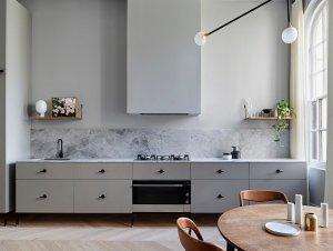 Kew Apartment by Sarah Wolfendale