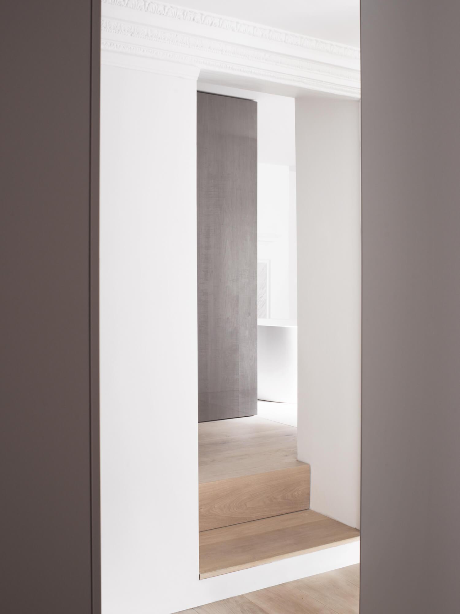est living HASA Architects Mayfair Apartment 2