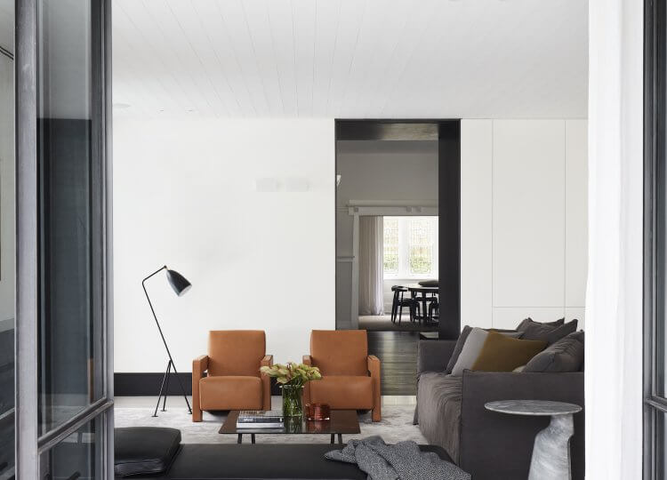 Living | Centennial Park House by Madeleine Blanchfield Architects