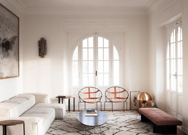 quincoces drago rome apartment 07 750x540