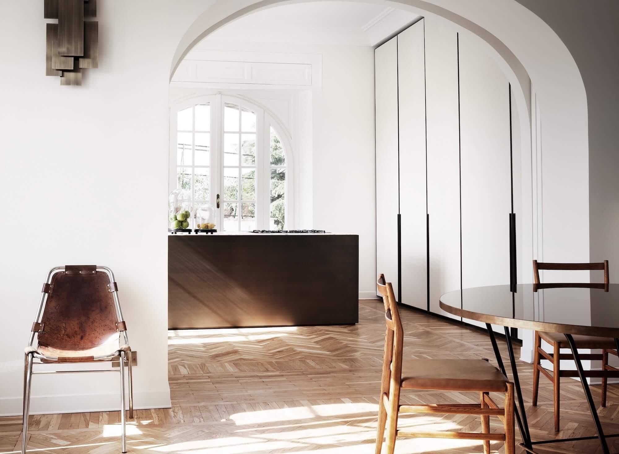 quincoces drago rome apartment 08