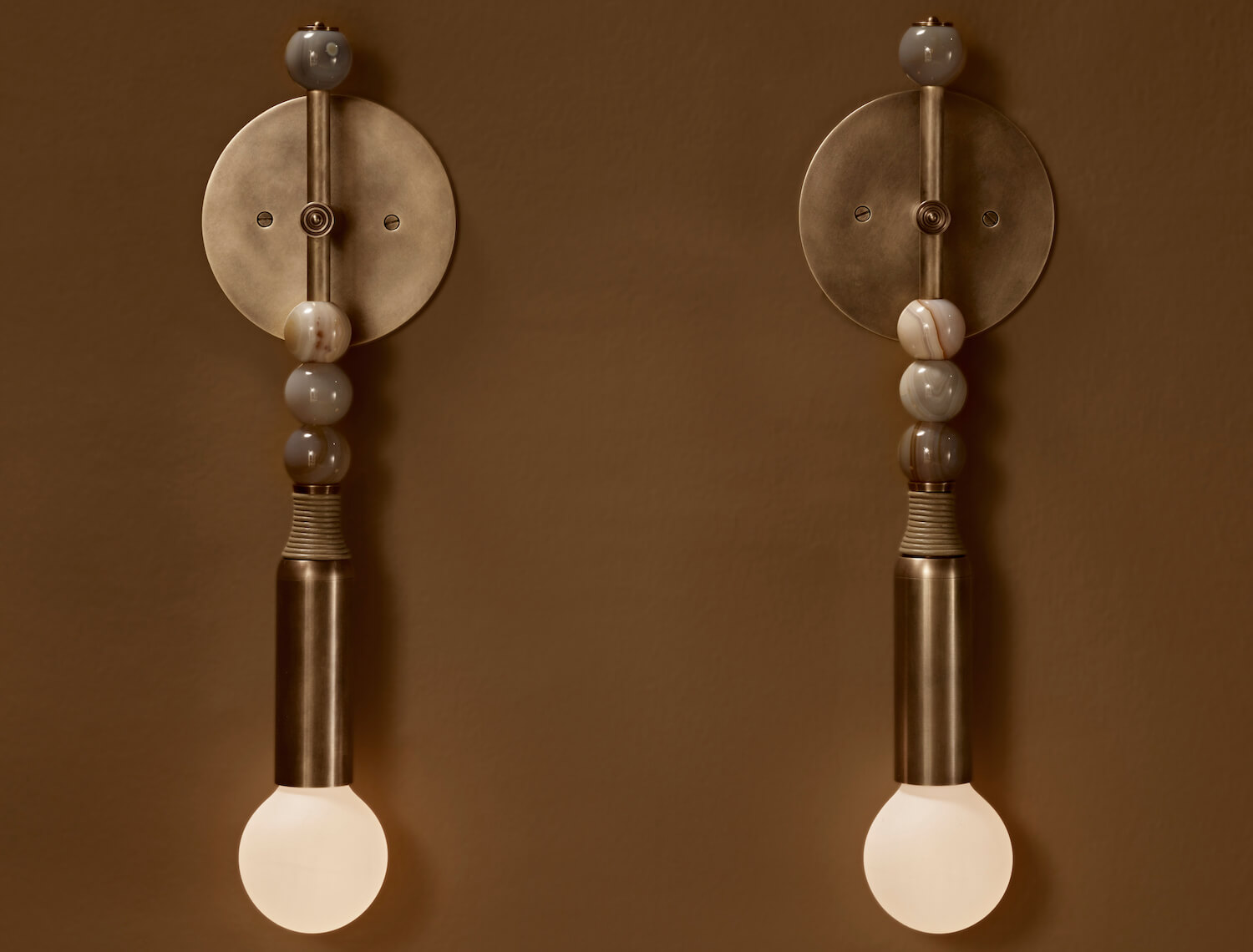 est living apparatus studio interview talisman wall light 4