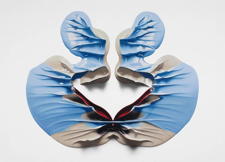 Introducing New York-based Artist Cj Hendry's RORSCHACH Exhibition