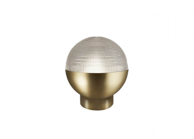 Lens Flair Table Lamp Space Furniture