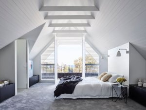 Attic House by Madeleine Blanchfield Architects