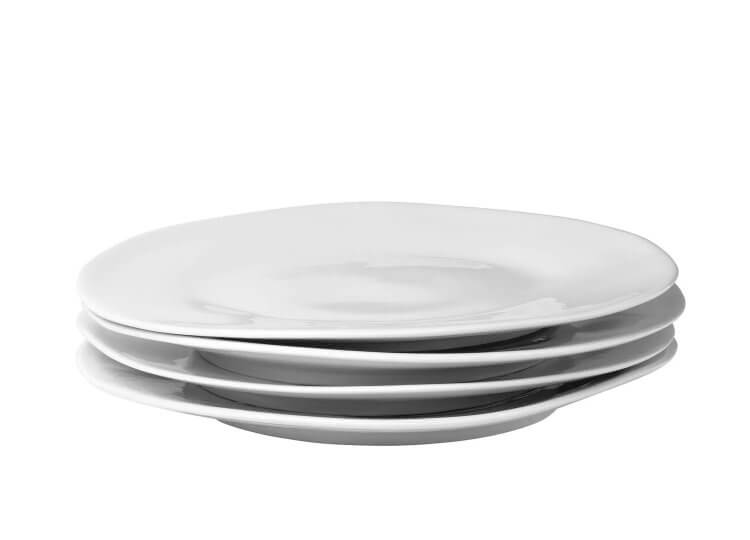 Large Famished Plate Space
