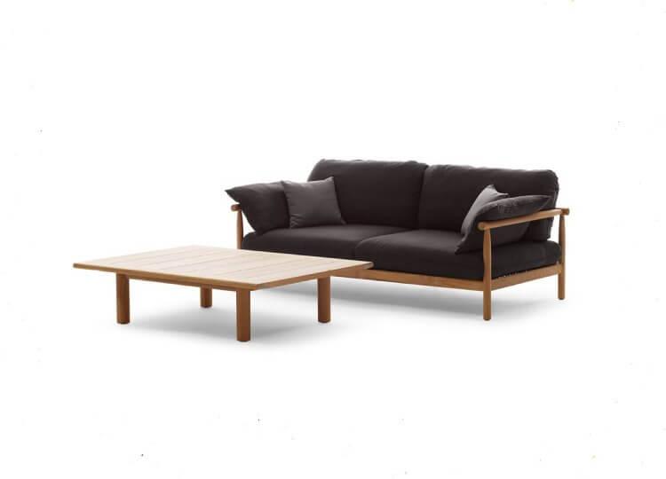 DEDON TIBBO Sofa Cosh Living