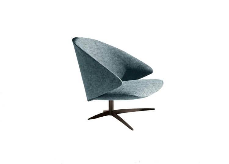 Koster Lounge Chair Henri Living