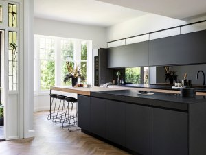 Built for Six: Tour a Modern Family Kitchen