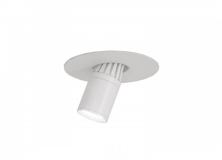 Dca incasso Ceiling Light Viabizzuno