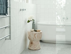 Bathroom: Clovelly House by Tom Mark Henry