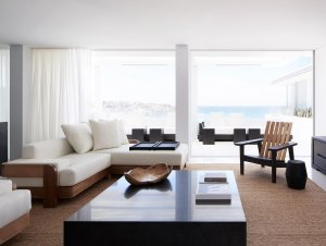 Living | Bondi Beach Apartment Living Room by Redgen Mathieson