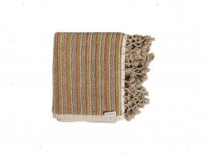 Loom Sand Dune Stripe Bath Mat