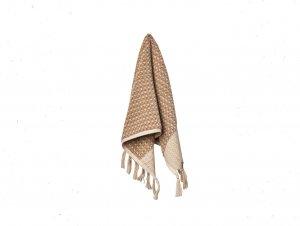 Loom Sand Dune Wave Hand Towel