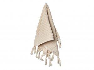 Loom Ecru Hand Towel