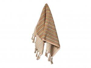 Loom Sand Dune Stripe Hand Towel