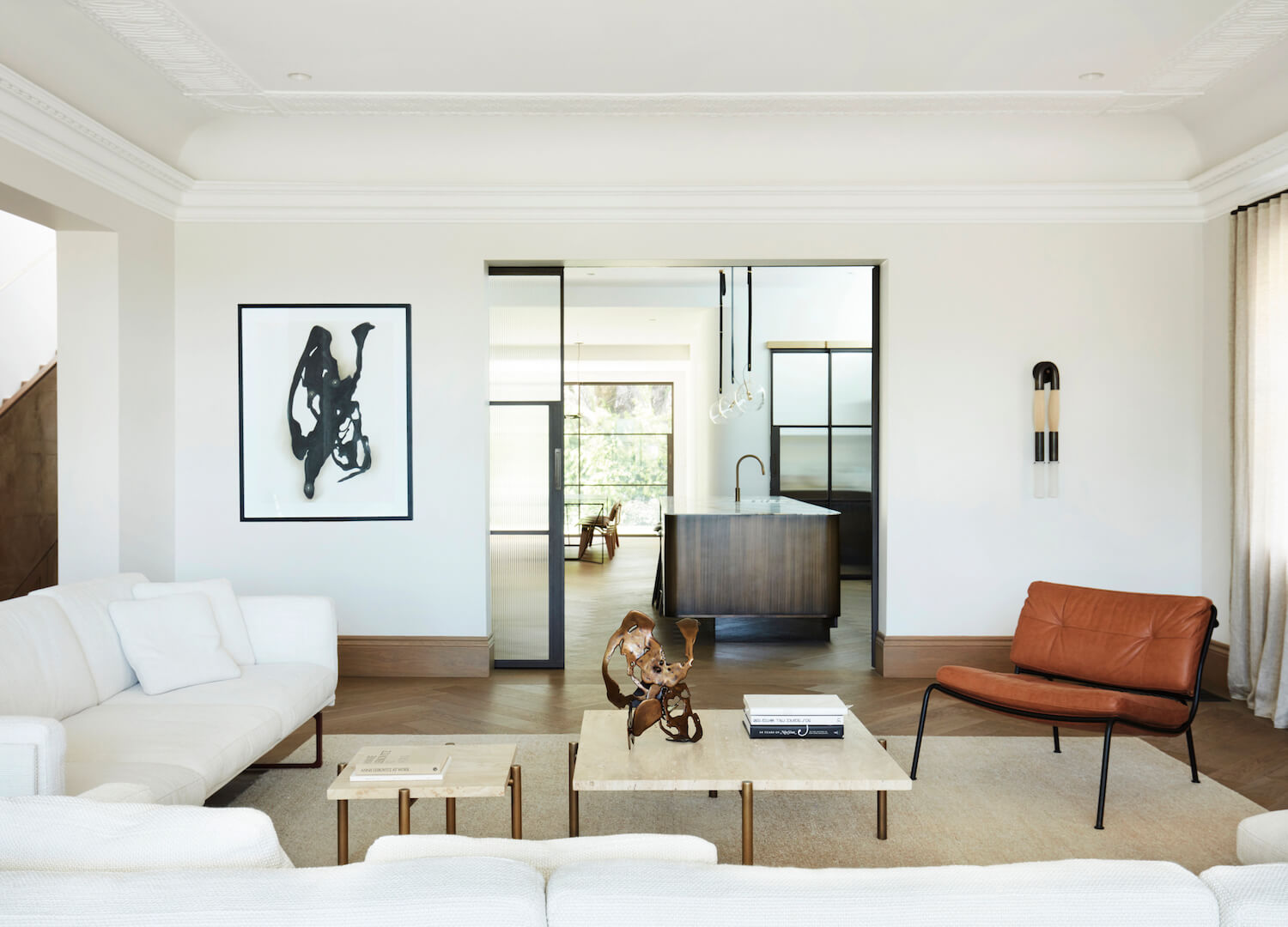 Peppertree House by Luigi Rosselli and Alwill Interiors