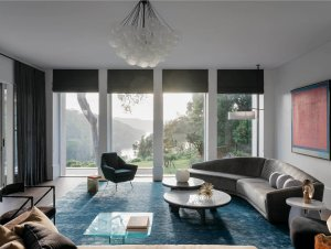 Living Room: Dylan Farrell Design