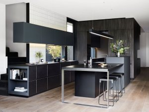 Kitchen: The Personalised Kitchen Inside a Hawthorn Family Home