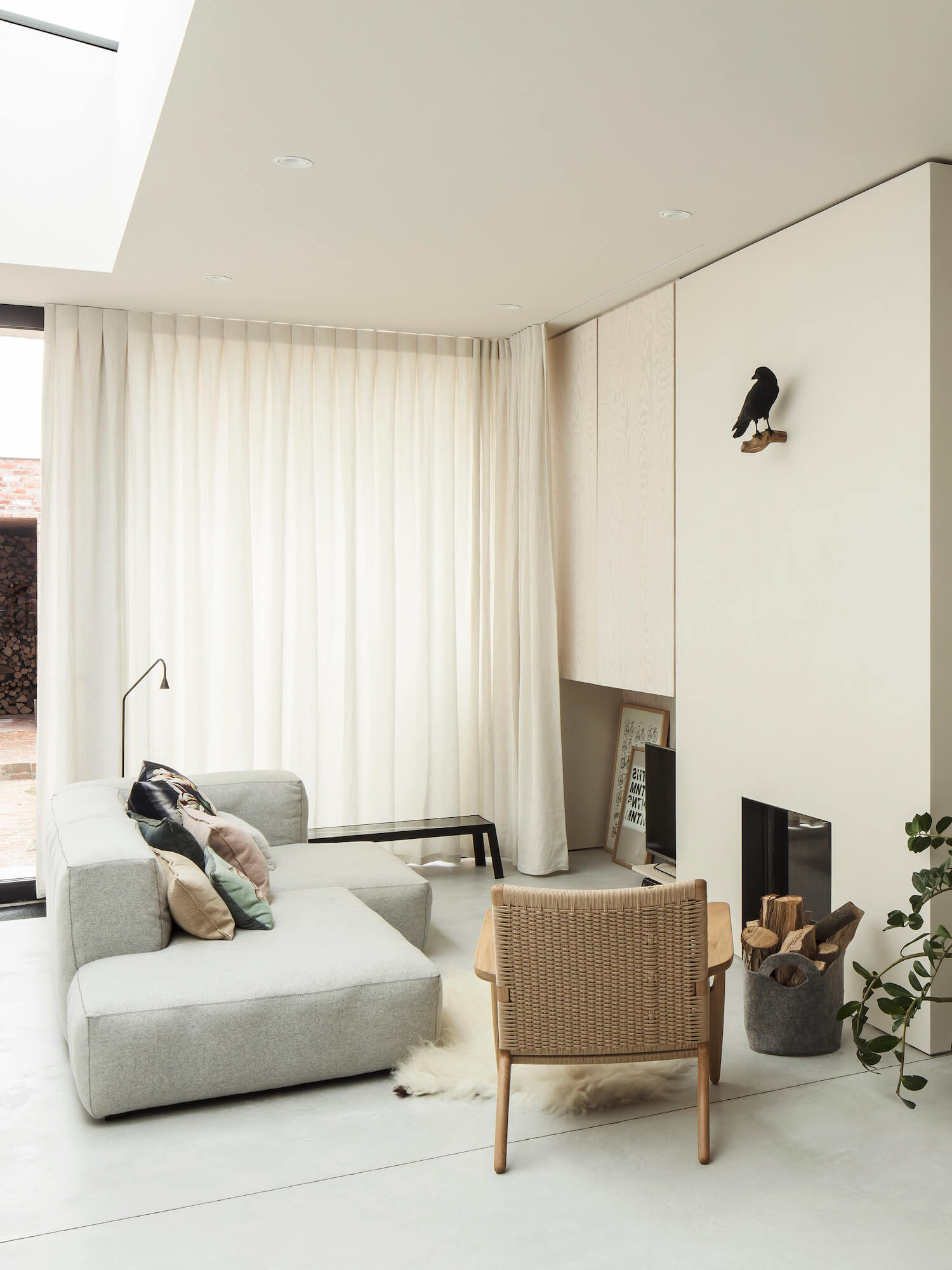 Stadswoning Townhouse by TJIP