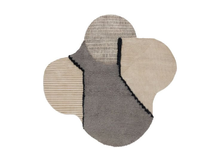 Lunar Addiction Rug - Square Studiopepe