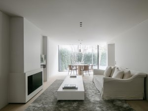 Living | The Neutral House by Studio Niels