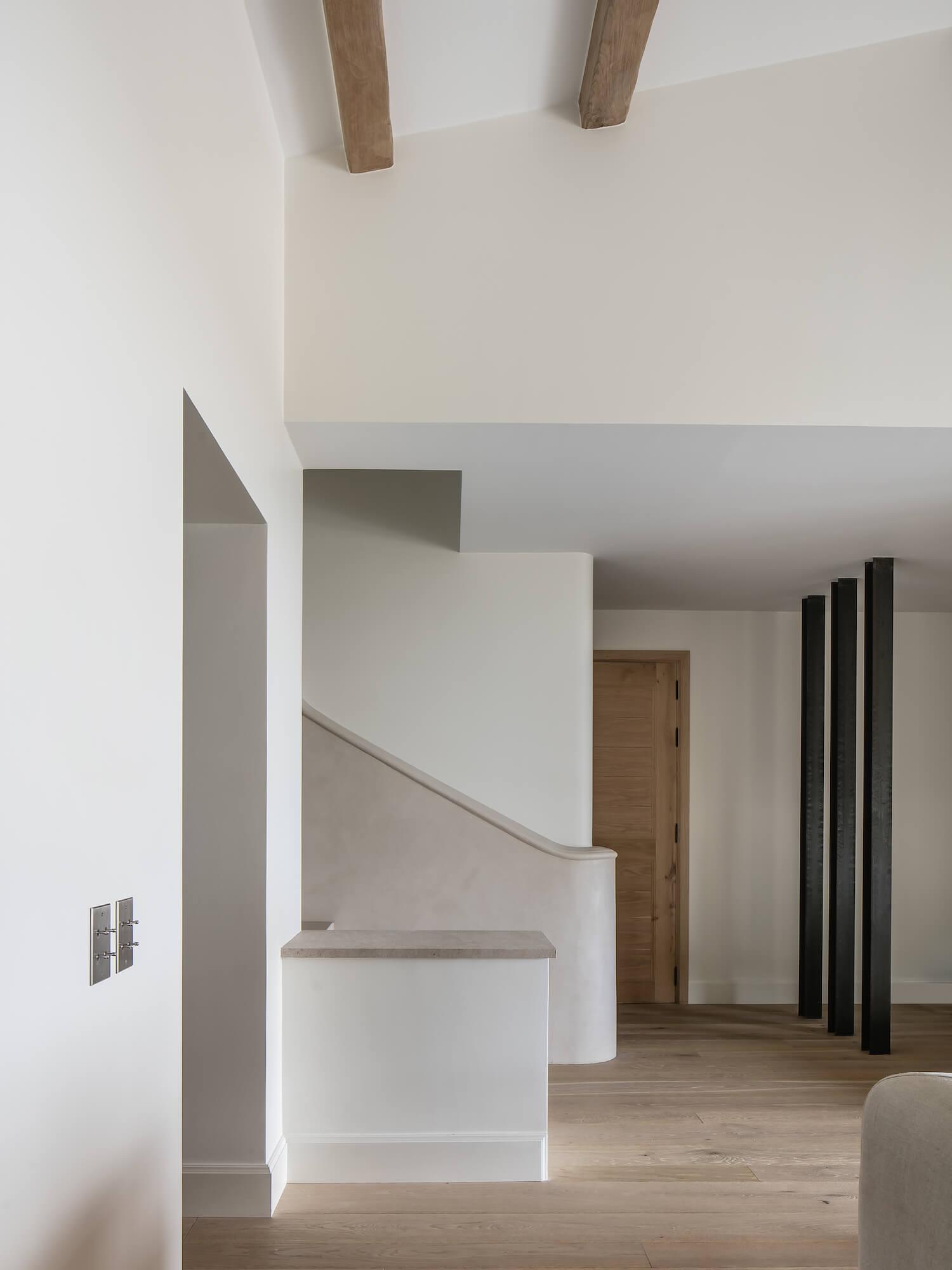 Villa Pistache by Caprini Pellerin Architectes