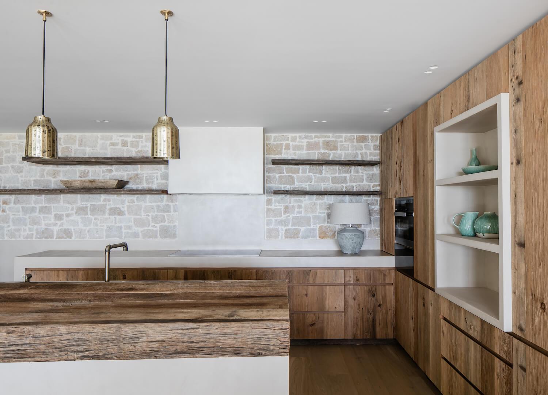 Villa Pistache by Caprini & Pellerin Architectes