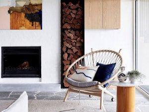 Living | Portsea Beach House Living Room by Studio Esteta