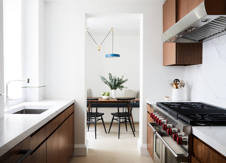 Upper East Side Renovation by Ronen Lev
