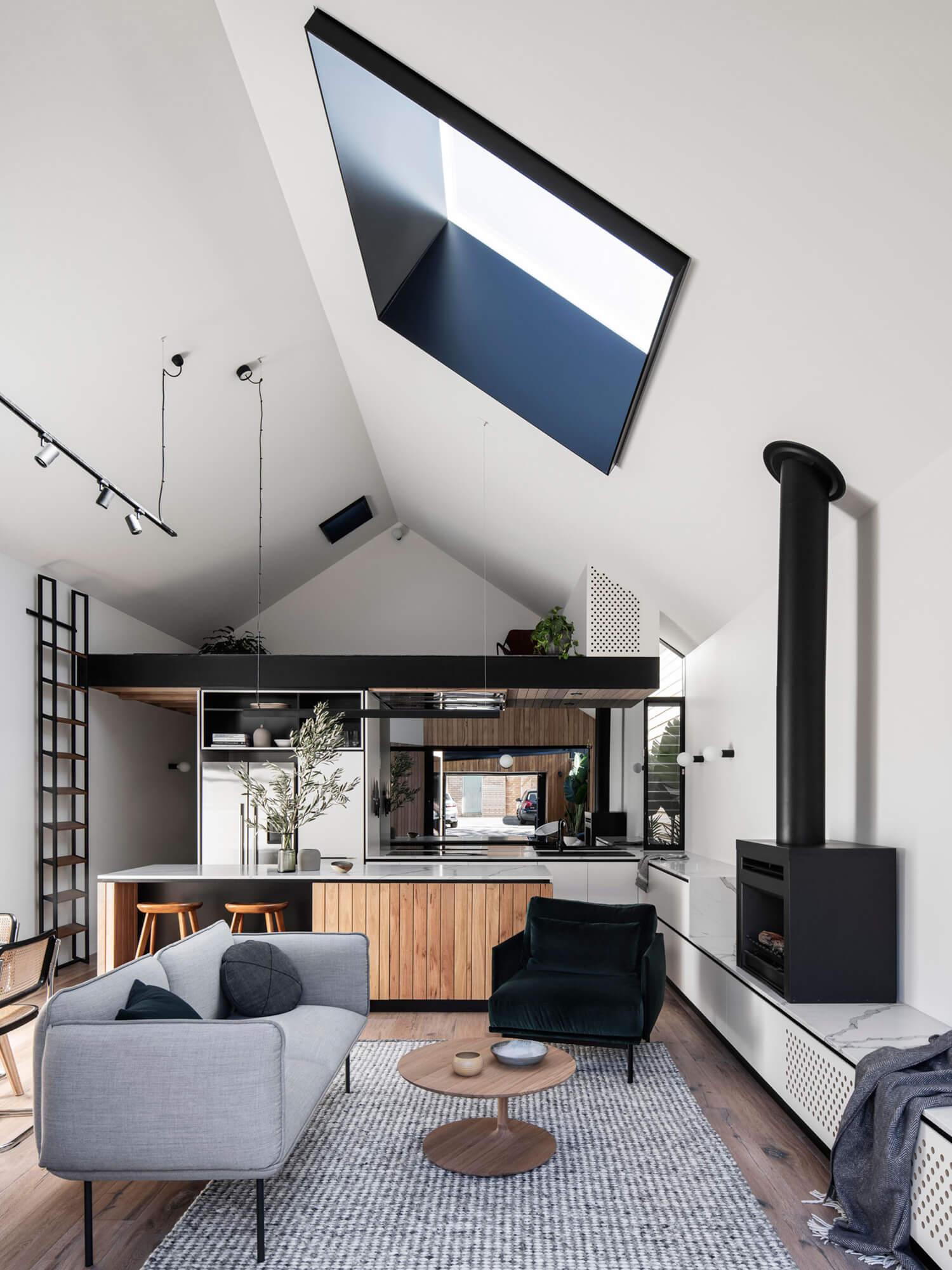 est living silhouette hytte house figr architecture studio 12 1