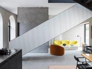 The Vipp Chimney House by Studio David Thulstrup