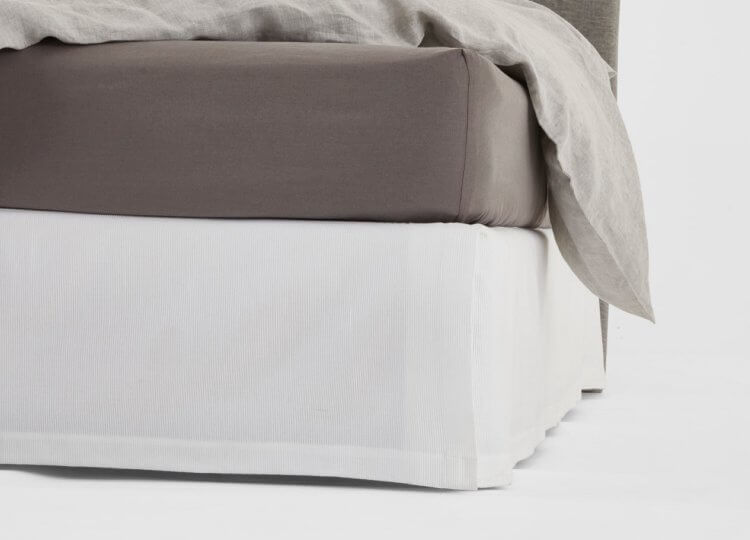 Queenscord Bed Skirt Abode Living