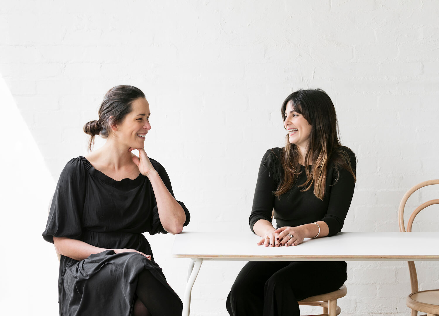 Interview with Sarah Cosentino and Felicity Slattery
